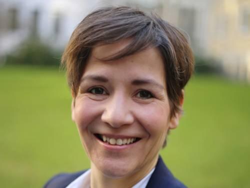 Portraitfoto einer Frau
