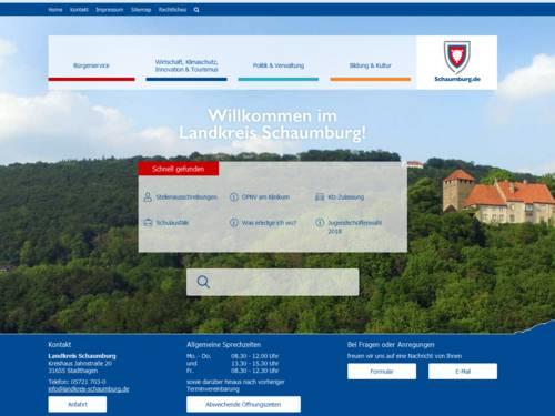 Vorschau auf www.schaumburg.de/