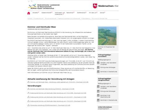 Vorschau auf nlwkn.niedersachsen.de