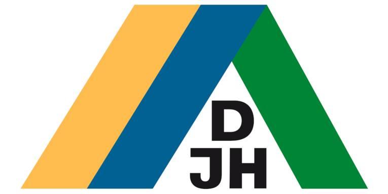 Logo DJH
