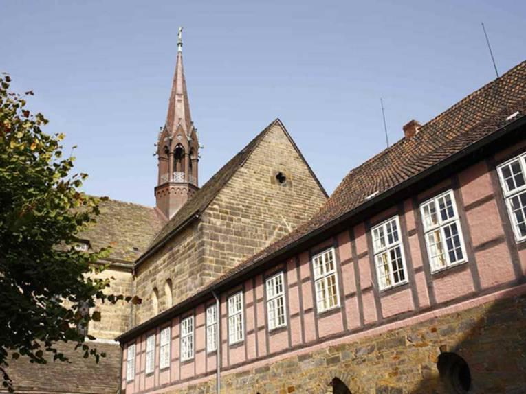 Ein älteres Gebäude.