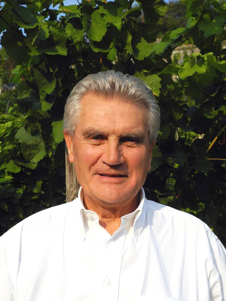 Porträtfoto von Dr. Michael Arnd