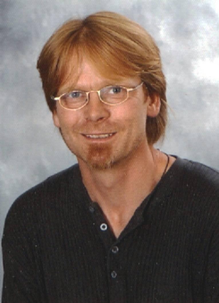 Porträtfoto von Mathias Fuchs, Leiter des Regionalen Umweltbildungszentrums Steinhuder Meer