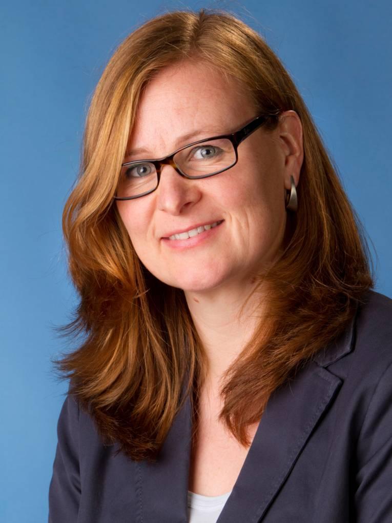 Porträtfoto von Sonja Papenfuß