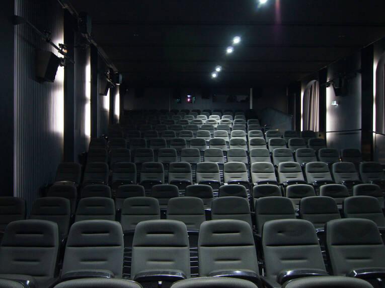 Kinosaal Koki Kino Im Künstlerhaus Impressionen Kommunales Kino